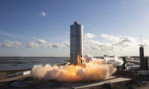 SpaceX星际飞船原型正在快速迭代 人类登陆火星指日可待插图